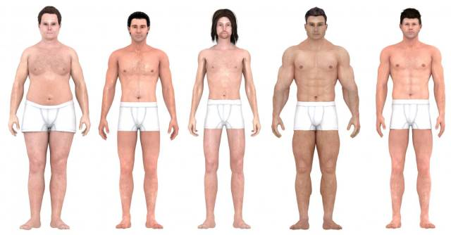 These Artist Has Shown That Even Male Body Standards Are Constantly Changing