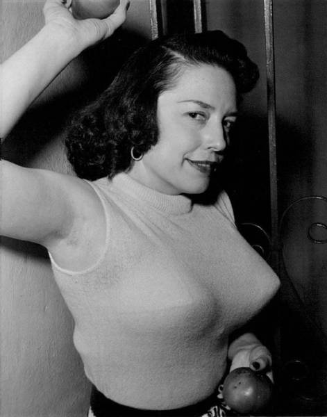 These Bullet Bras Were The Craze Of The Mid-20th Century And They Could Very Well Shoot Through Your Eyes