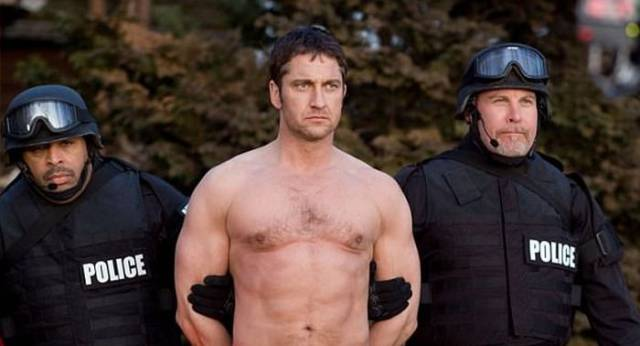Gerard Butler Isn't The King Of Sparta Anymore…