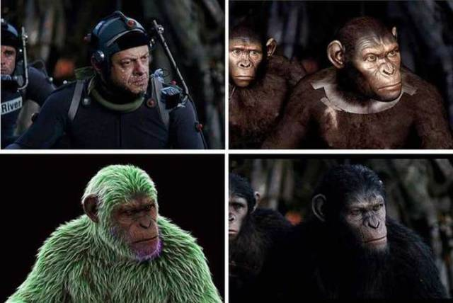 """Dawn Of The Planet Of The Apes"" Behind-The-Scenes Shows It To Be More Like ""Dawn Of CGI"""