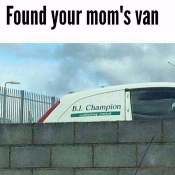 Mom Jokes Are The Lowest And The Funniest Of Them All