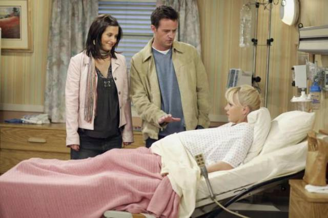 """Friends"" Series Had Quite A Beautiful Scope Of Woman Guest Stars"