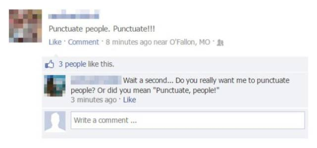 Grammar Police Is Coming For You!