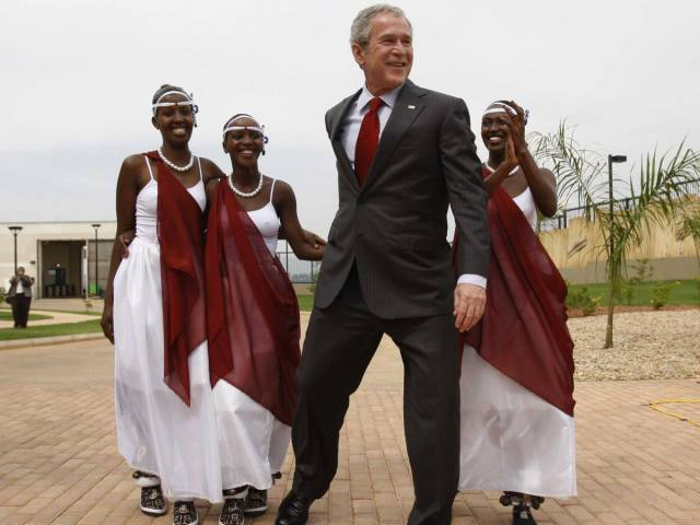 Here's Why Everyone Liked George W. Bush In The First Place