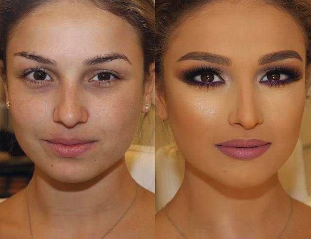 These Before-And-Afters Show That Makeup Can Do Miracles!