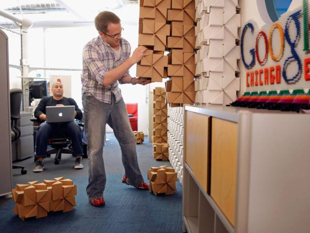 You Would Want To Live In All Of These Google Offices Around The World