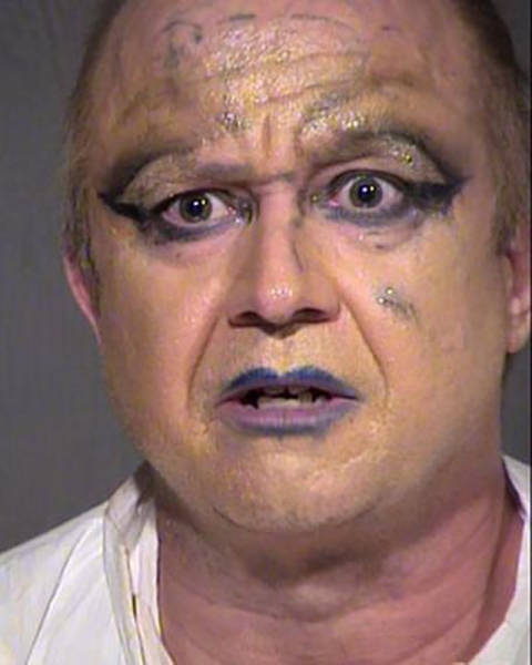 Arizona's Police Department's Mugshots Will Make You Uncomfortable Traveling To That State
