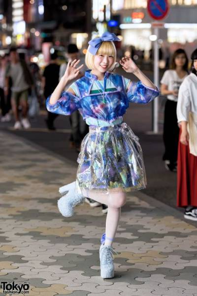 Fashion From The Streets Of Tokyo, Japan Is Just Something Worth Seeing