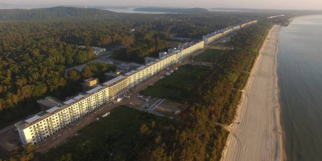Hitler's Abandoned Resort Is Now Given A Second Chance