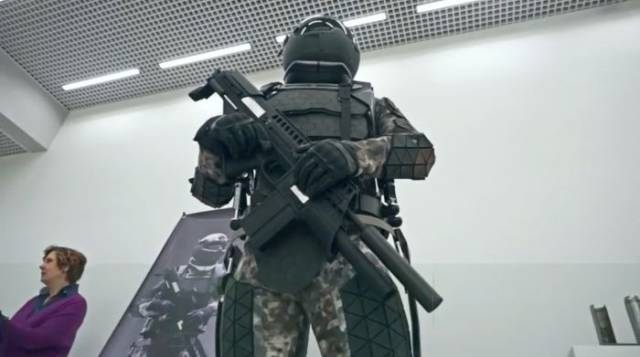 Russia Is Now Producing Armor For Real Stormtroopers!