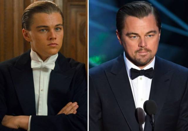 Titanic's Cast Has Aged A Lot In 20 Years
