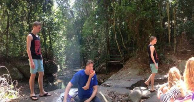 Bizarre And Amusing Panoramic Photo Fails