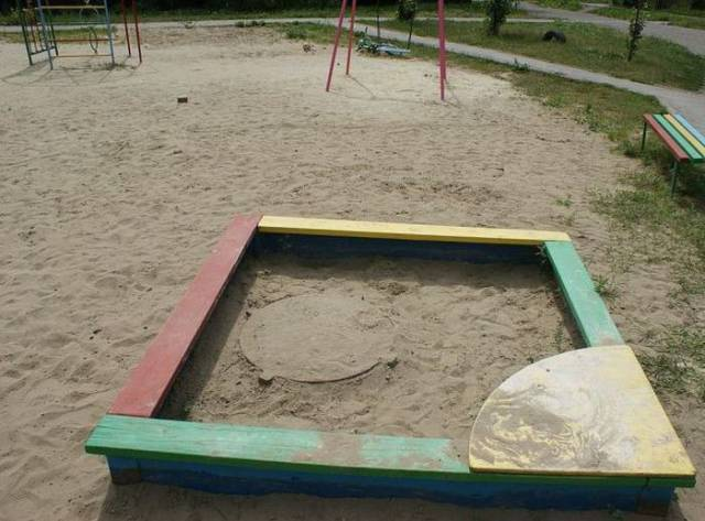 In Russia They Don't Care Where Kids Will Play