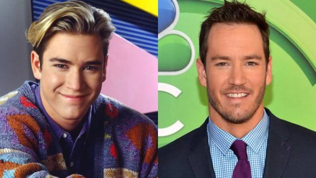 """""""Saved By The Bell"""" Cast Didn't Stay Young Forever As Well…"""