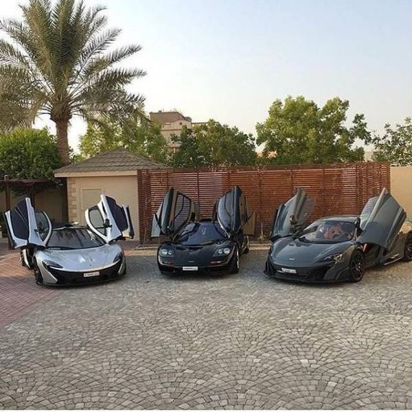 Arabs Know Very Well How To Spend Their Tons Of Money