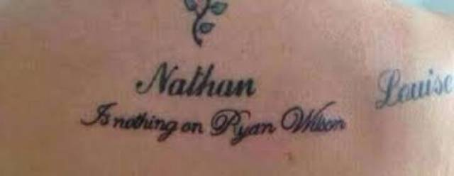 Even If You Have A Tattoo Left From Your Failed Relationship – Everything Can Be Fixed!