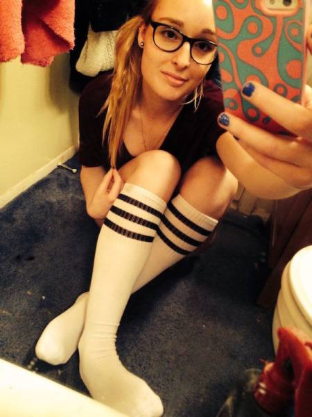 High Socks Are Not The Only Things These Girls Have To Show You