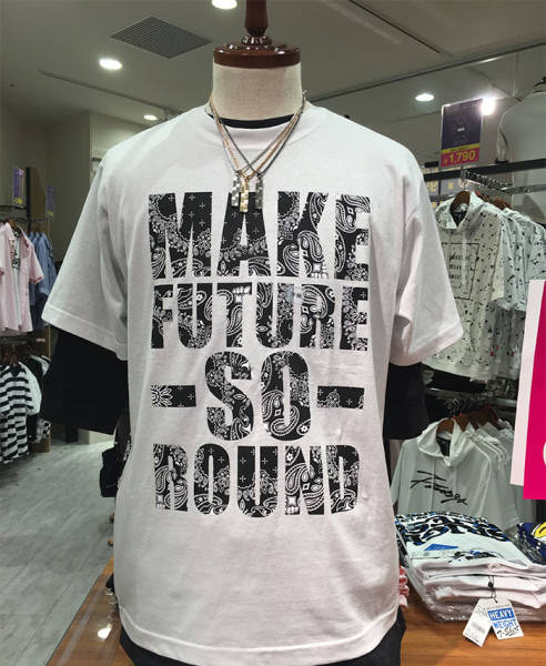 Japanese Are Best At Creating Those T-Shirts With English Text On Them!