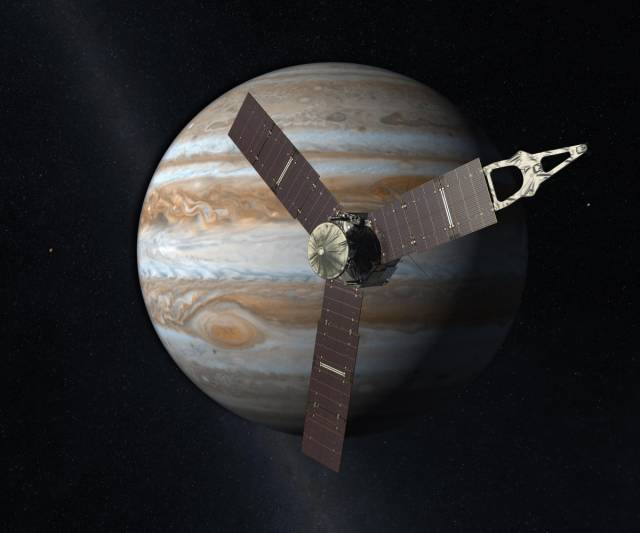 NASA Has Just Received Latest Pictures Of Jupiter