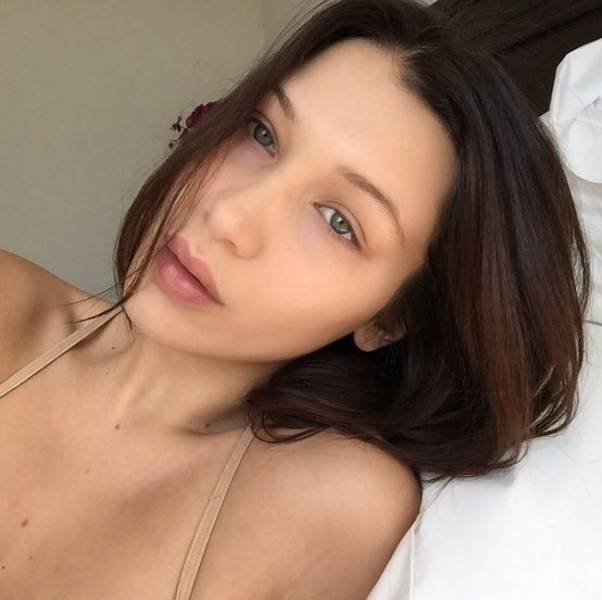 Supermodels Without Makeup Are Still Beautiful!