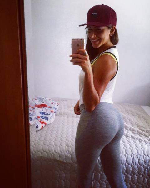 The Best Part About Yoga Is Yoga Pants!