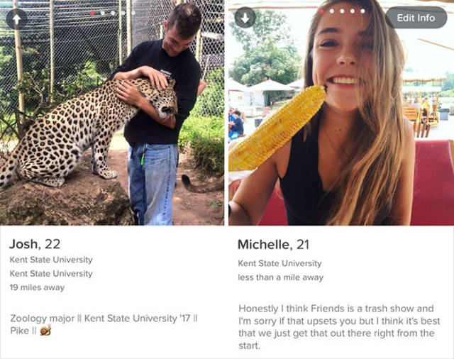 These Guy And Girl Have Matched On Tinder 3 Years Ago, And Now Their Intriguing Relationship Has Attracted Even The Official Tinder Account!