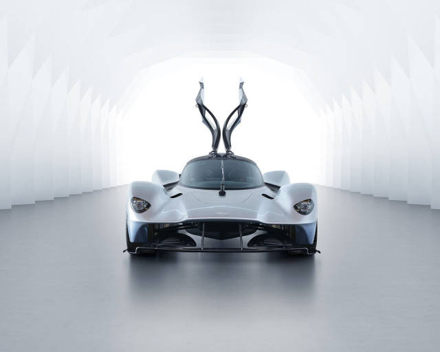 Behold, The Fastest Aston Martin Hypercar In History!