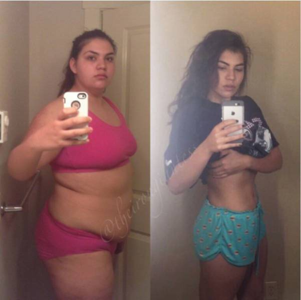 These Weight Losses Command So Much Respect