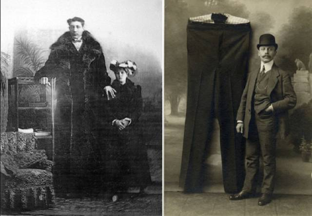 Behold, The Tallest Man In World's History!