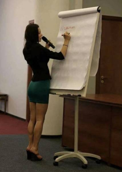These Teachers Could Teach You Some Naughty Things…