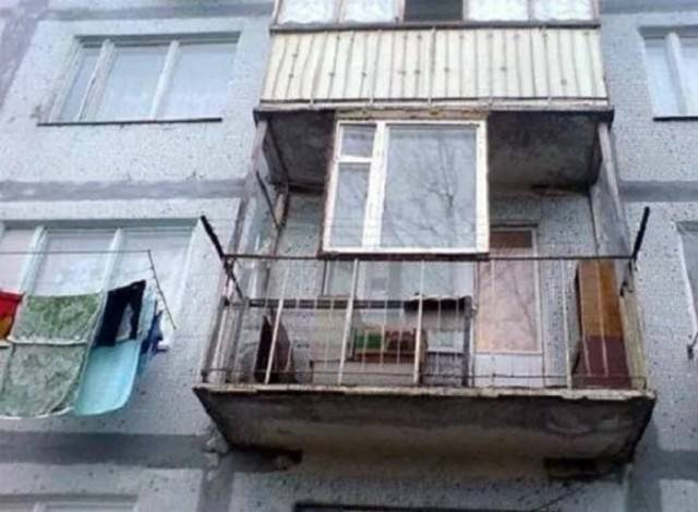 Could These Buildings Be Constructed Worse Than This?!