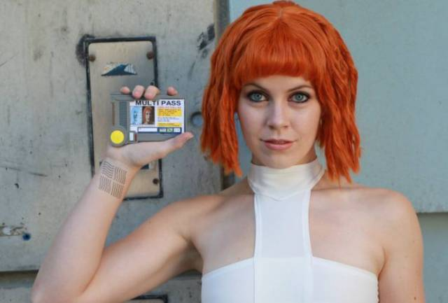 """The Fifth Element"" Cosplay Has Never Been Better!"