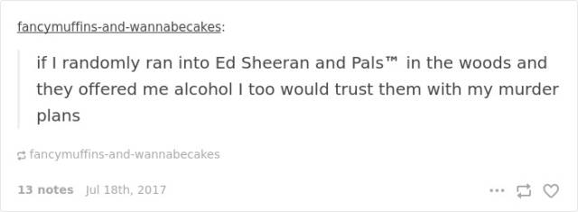 """Ed Sheeran Has Invaded """"Game Of Thrones"""" And The Internet Just Can't Handle It"""