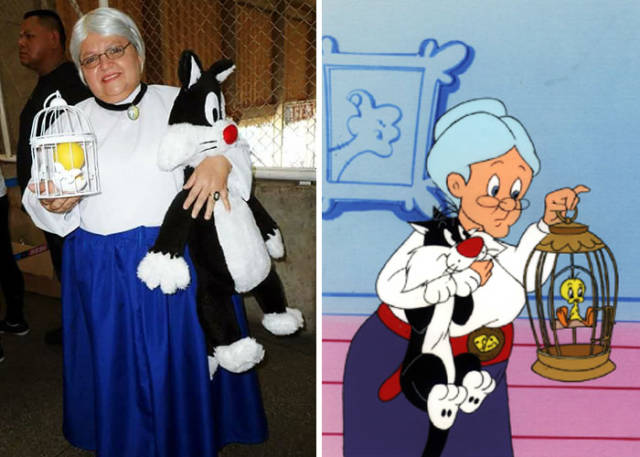 This Brazilian Mom Proved To Everyone That You're Never Too Old To Cosplay Perfectly!