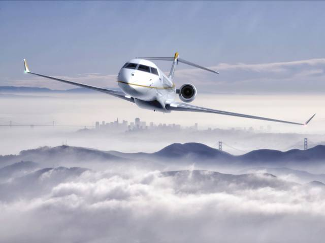 Here's How One The Most Modern Next Generation Private Jets Looks Like For Its $73 Million