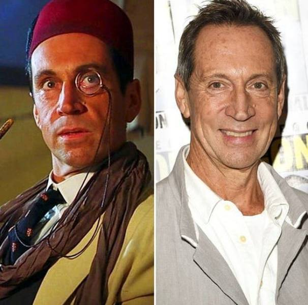 """Not Yet Mummies, But Still: Cast Of """"The Mummy"""" After 18 Years"""