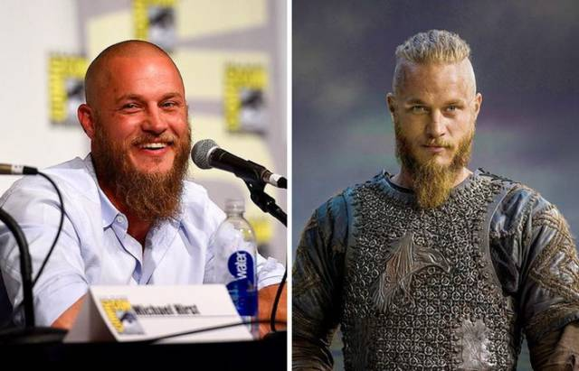 "This Is How Real Life ""Vikings"" Look Like"