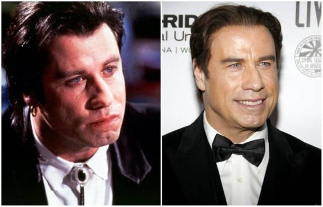 Famous Actors Keep Aging All The Time…