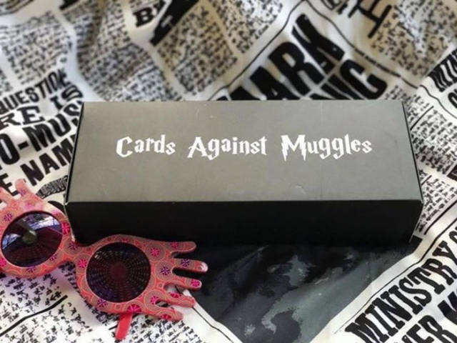 """Cards Against Humanity"" Is Now In Harry Potter Edition For Every Muggle Out There!"
