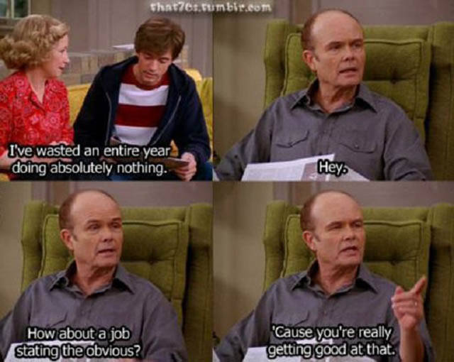 """""""That 70's Show"""" Was Just A Hell Of A Gem!"""