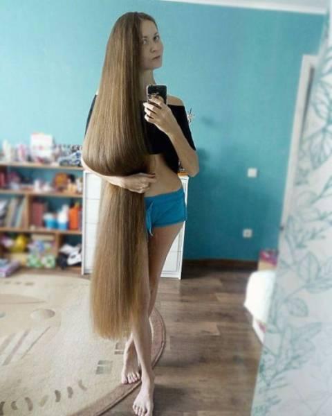 Russia Has A Real Life Rapunzel!