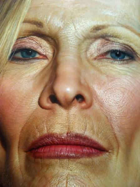 Hyperrealistic Art Is Where There Is No Line Between Art And Reality