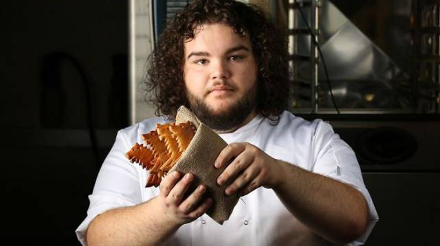 "You Can Now Visit A Bakery Launched By Hot Pie From ""Game Of Thrones"" In London!"