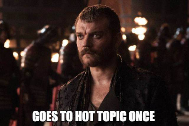 "Quench Your Thirst For ""Game Of Thrones"" With These Juicy Memes"