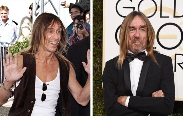 Iconic Rock Stars Are Not Very Good At Aging…