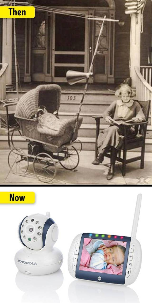 Things That Are Familiar To Us Now Were So Different In The Past
