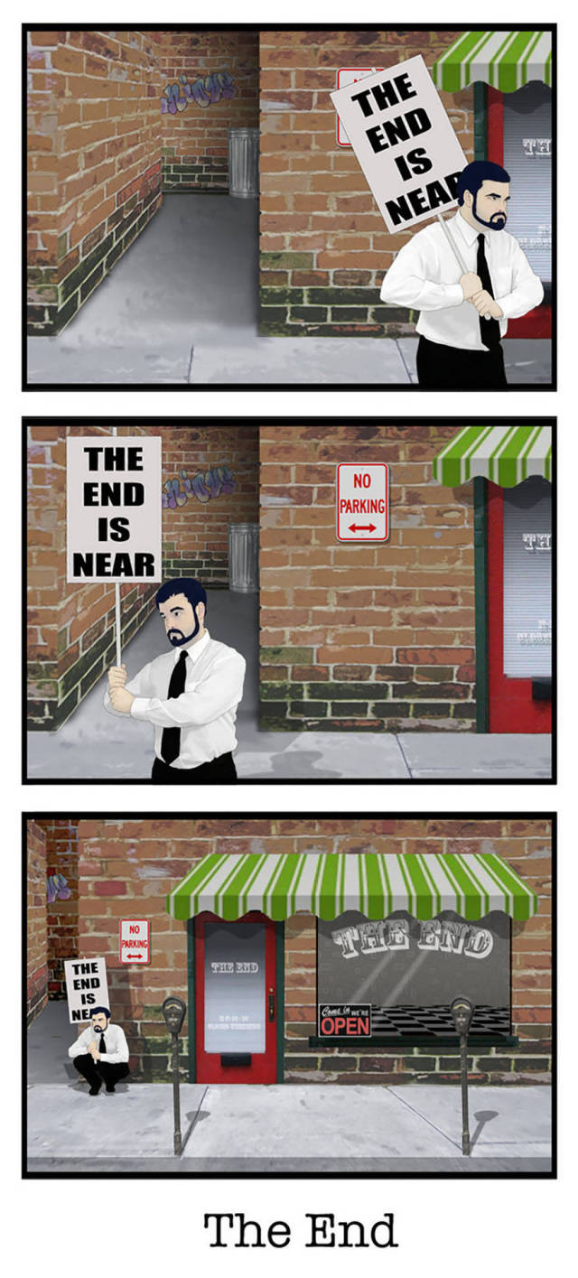 Even Though These Comics Are Entirely Silent, They Are Shockingly Expressive