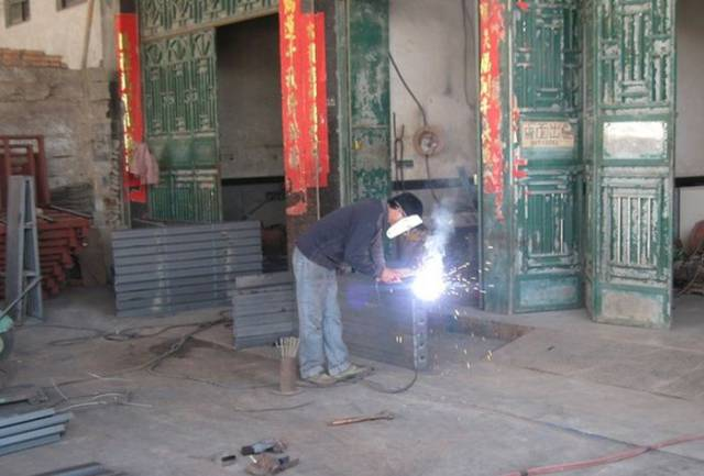 In China Safety While Welding Is Above Everything Else