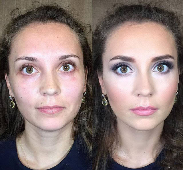 Makeup Should Be Considered Magic That's Not Allowed To Be Practiced Outside Of Hogwarts!