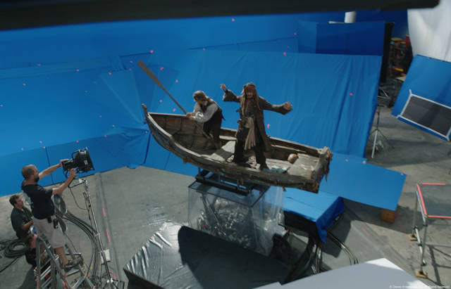 """Pirates Of The Caribbean""? More Like Pirates Of The CGI!"